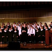 Day 137/365: Choir Performance Wins Top Score at District Music Contest
