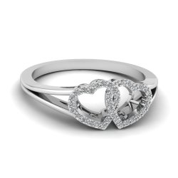 Small Of Promise Rings For Couples