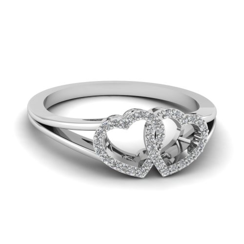 Medium Of Promise Rings For Couples