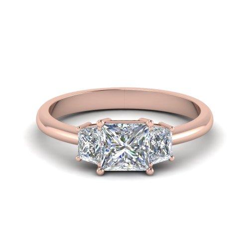 Medium Crop Of Princess Cut Diamond