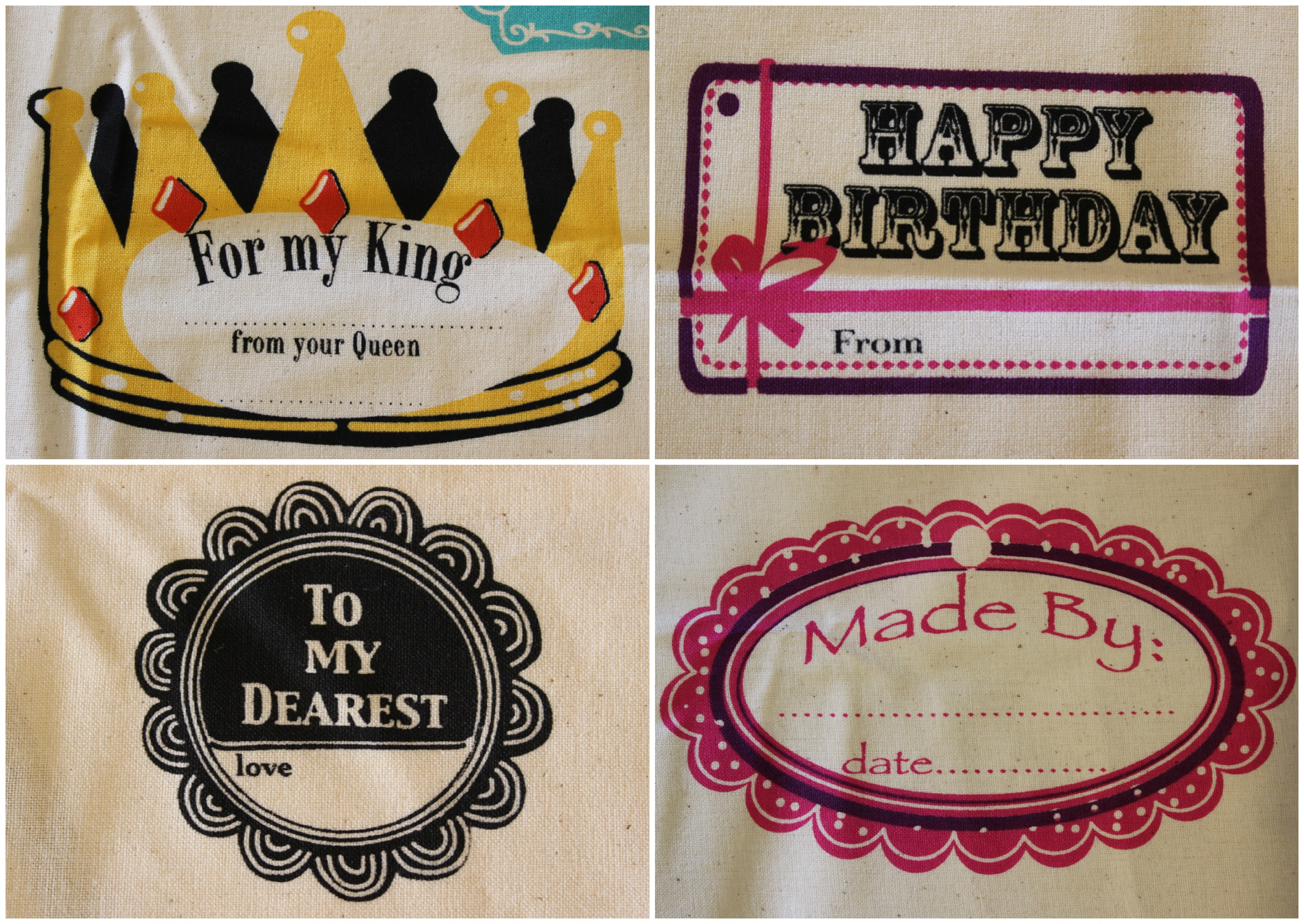 Download How To Make A Quilt Label On Myputer