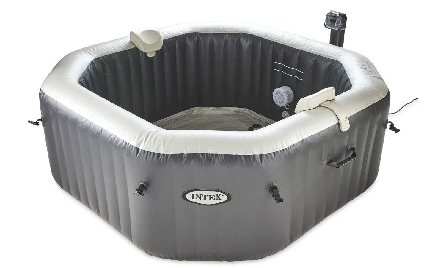 Aldi Intex Pool You Can Buy An Inflatable Hot Tub For Less Than 400 Simplemost