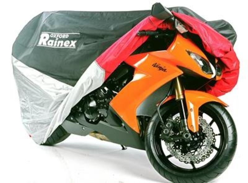 Housse Moto Exterieur Respirante Housse Protection Moto Oxford Rainex - 3as Racing