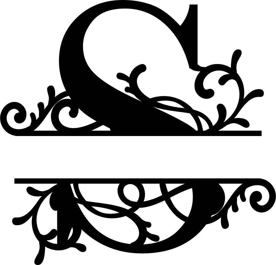 clipart letter k
