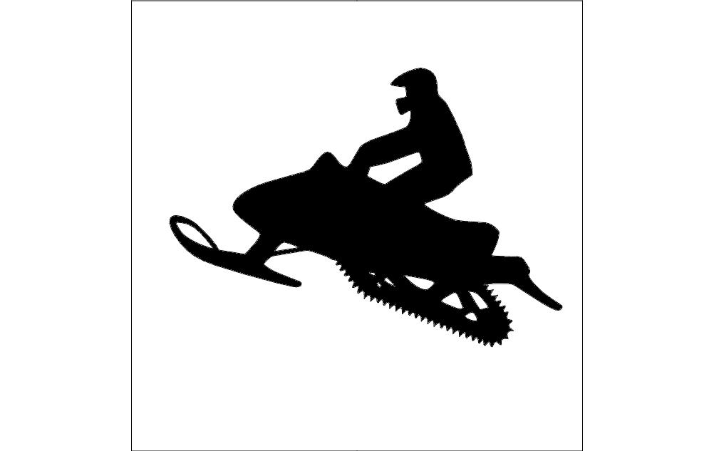 vector van silhouette