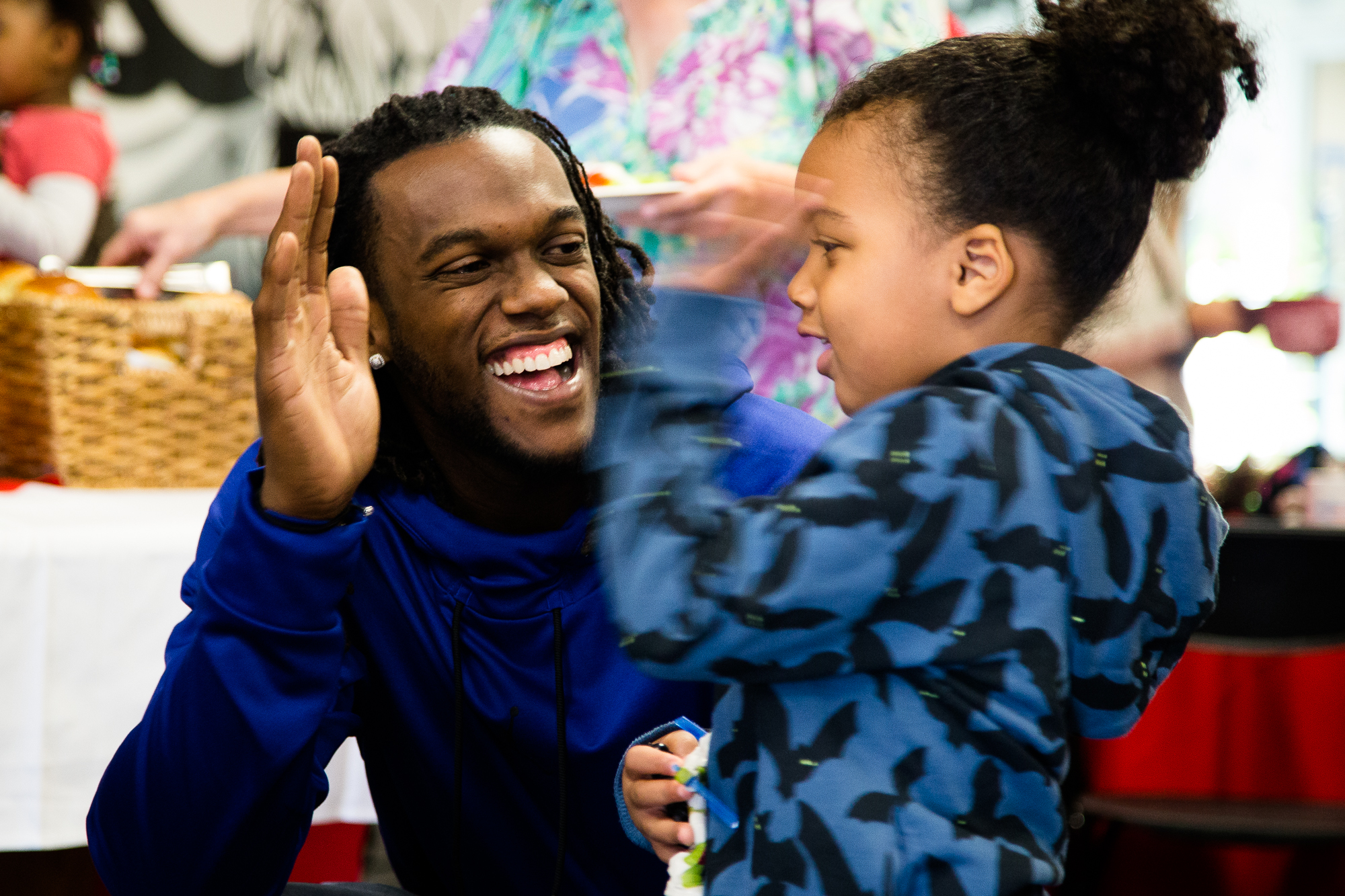 Help Kids Major Leaguer Cameron Maybin Is On A Mission To Help Kids 3bl Media