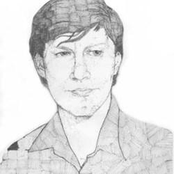 leon self portrait 1988