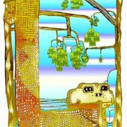 golden snake2-7x10 web