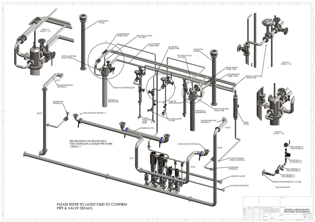 plumbing schematics for pools