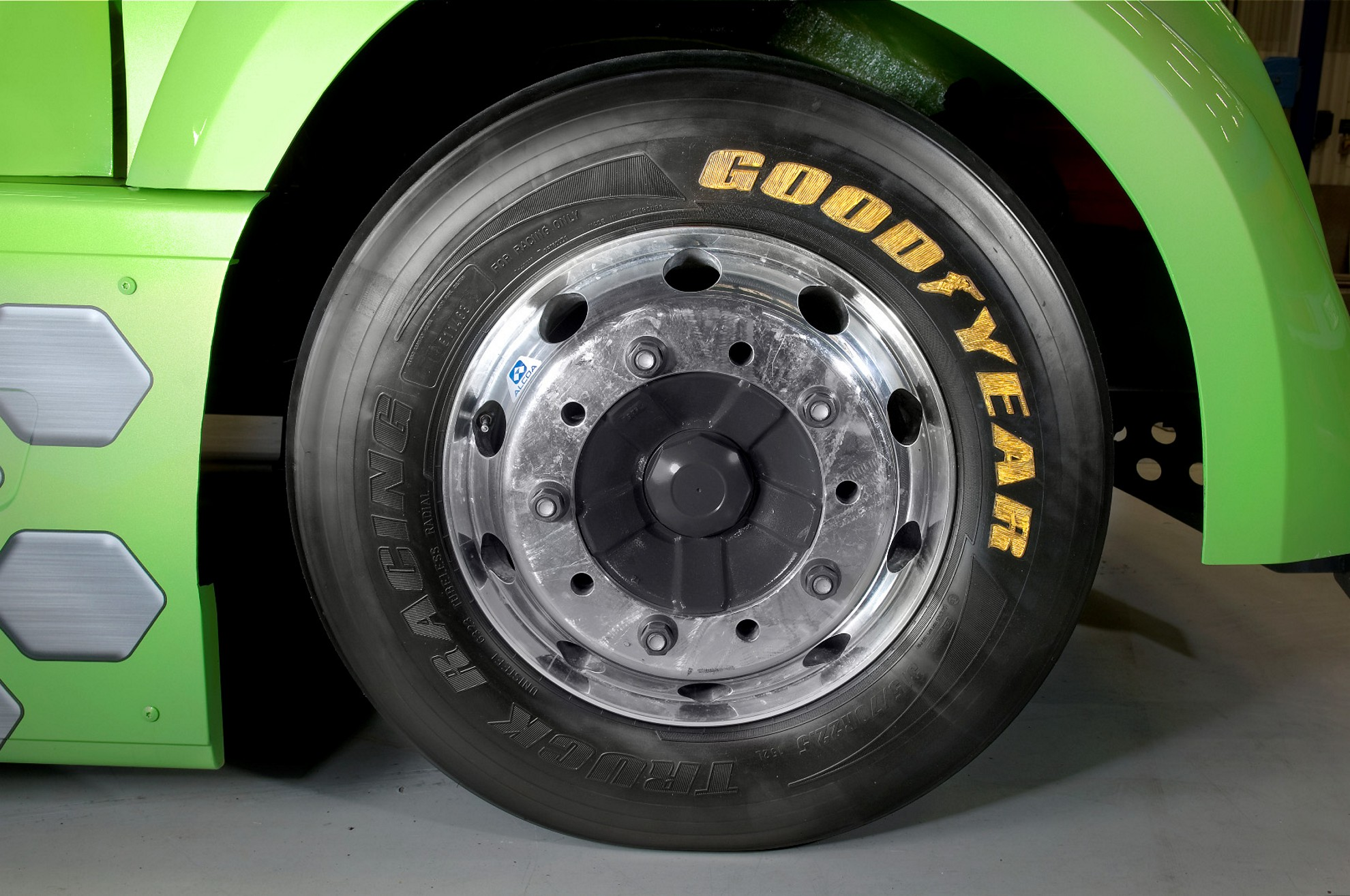 Goodyear Tyres Goodyear Tyres The Fastest Truck Tyres
