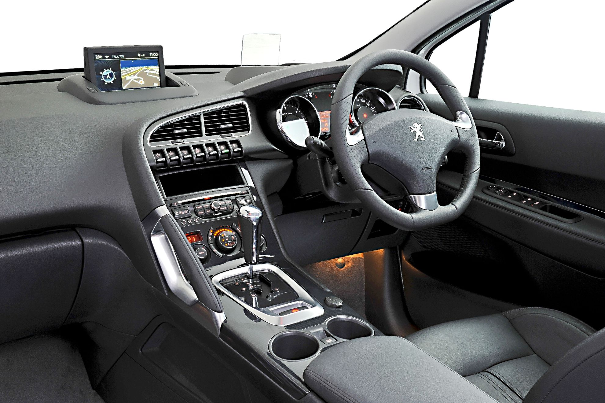 3008 Interieur Peugeot 3008 Update