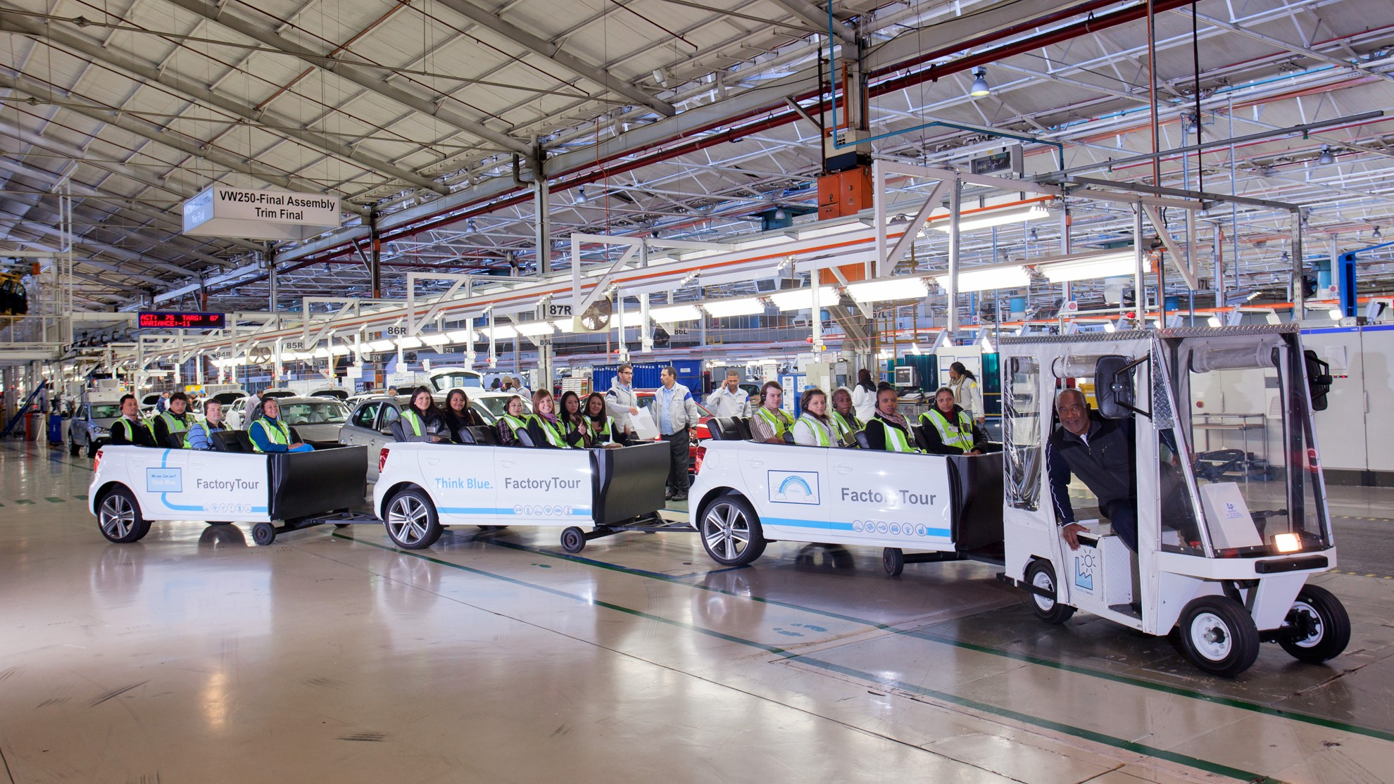 Car Manufacturers In South Africa Volkswagen Factory Tour South Africa