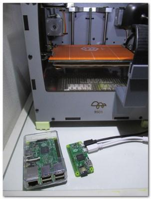 Raspberry Pi Zero で AstroBox を使うために必要な手順