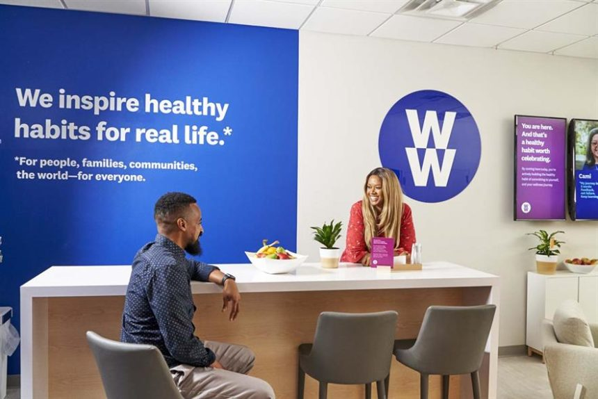 The weight is over Weight Watchers changes name to WW - MMM