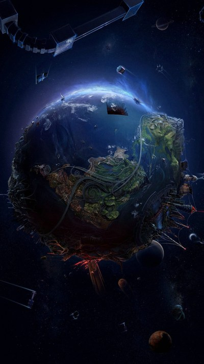 Earth Android Wallpaper HD - 2019 Android Wallpapers