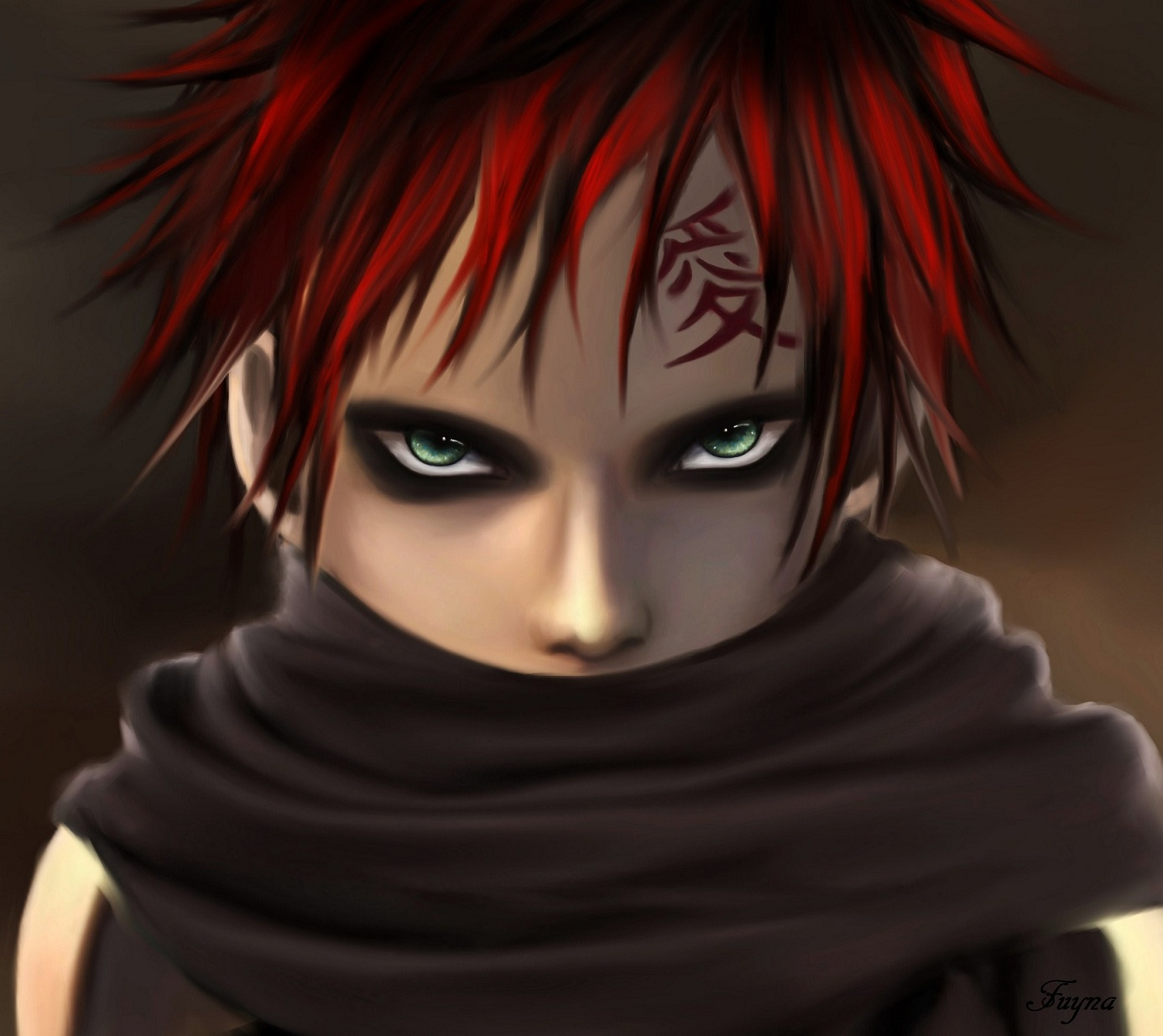 Naruto And Hinata Wallpaper 3d Gaara Of The Sand 3d Pictures Wallpapers And Fanart