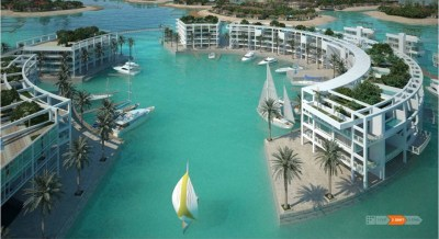 World Islands Dubai | 3DCADCO