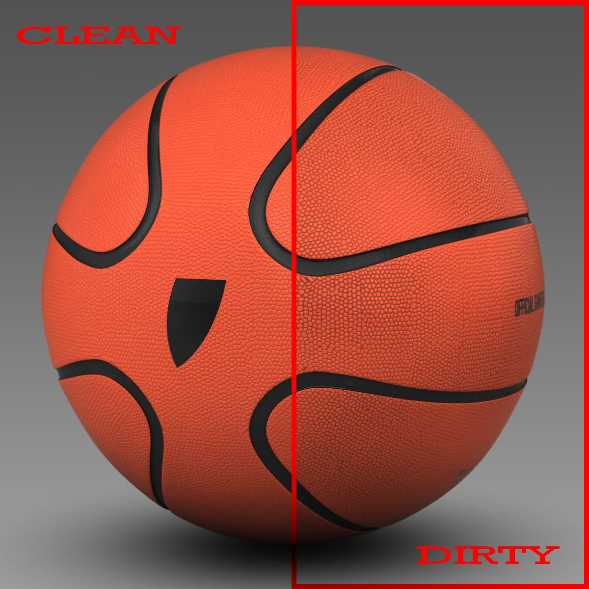Basketball Ball Basketball Ball Star Orange 3d Model In Spor Malzemeleri 3dexport