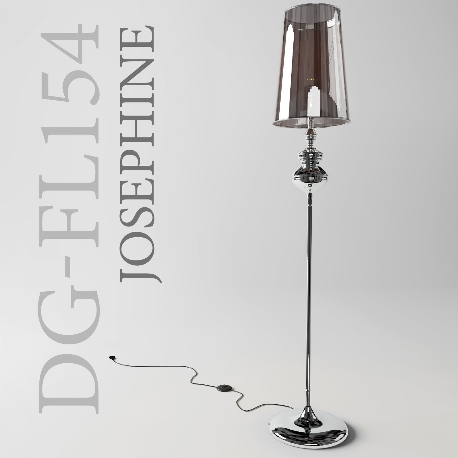 Dg Home Dg Home Josephine 3d Model In Floor Lamps 3dexport