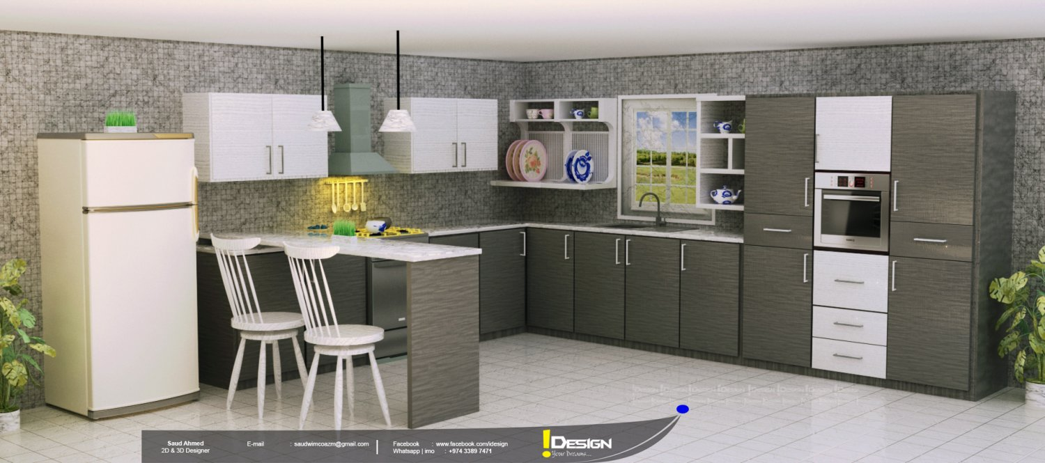 Kitchen Design 3d Model Kitchen Design 3d Model In Kitchen 3dexport