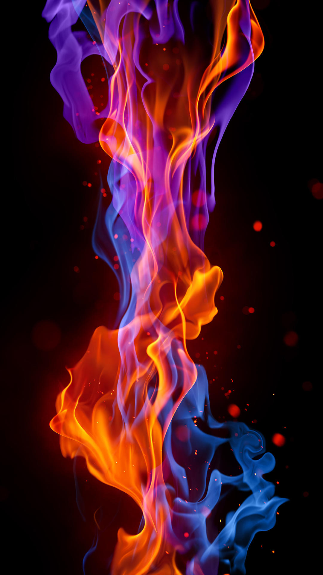 Brandweer Behang Fire Iphone Wallpaper Hd 3d Iphone Wallpaper