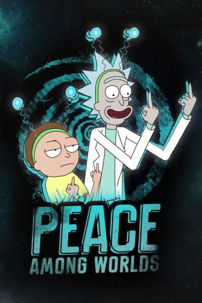 Wallpaper Rick and Morty iPhone | 2019 3D iPhone Wallpaper