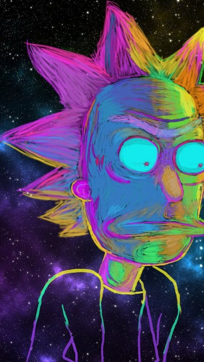 2018 Download Wallpaper Rick And Morty iPhone HD Full Size - 3D iPhone Wallpaper