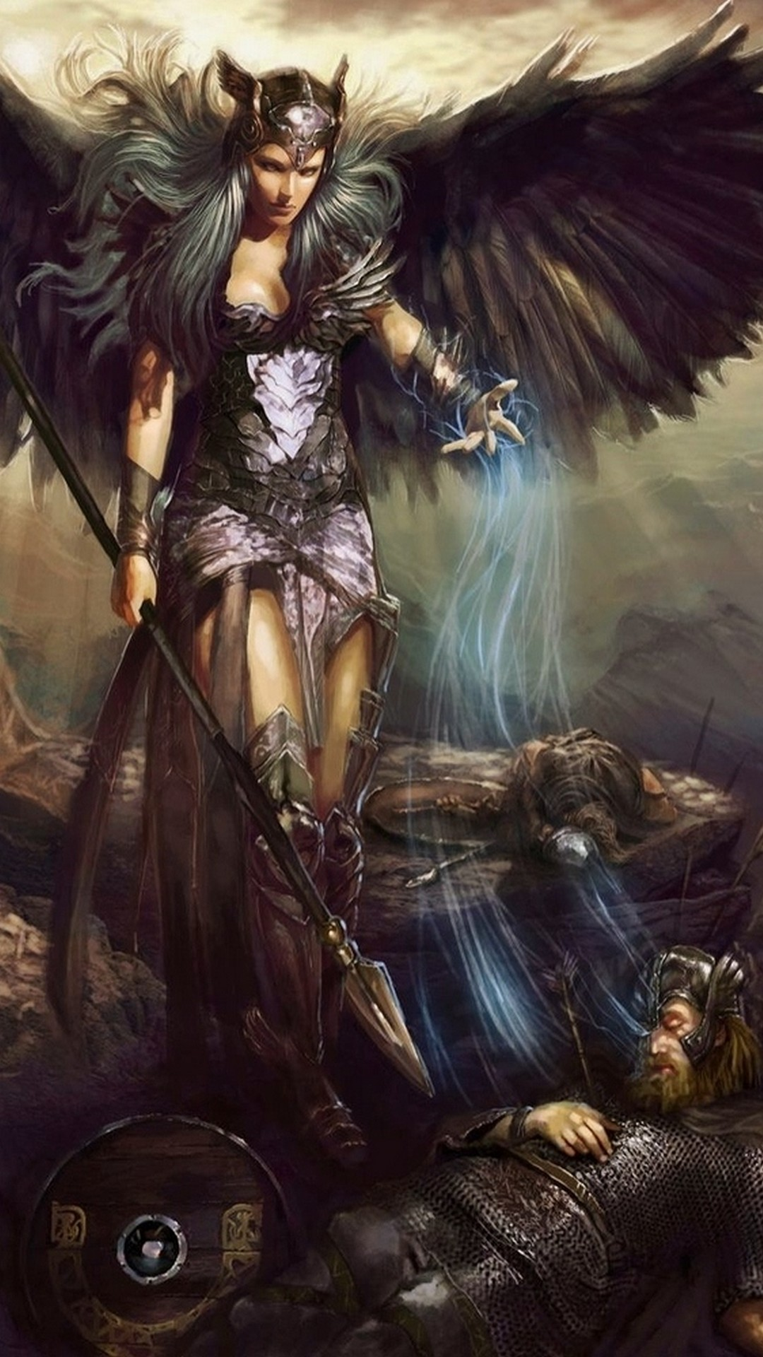 Beautiful 3d Wallpaper Iphone 6 Valkyrie Iphone Wallpaper 2018 Iphone Wallpapers
