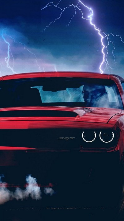 2018 Dodge Demon SRT Wallpaper iPhone | 2019 3D iPhone ...