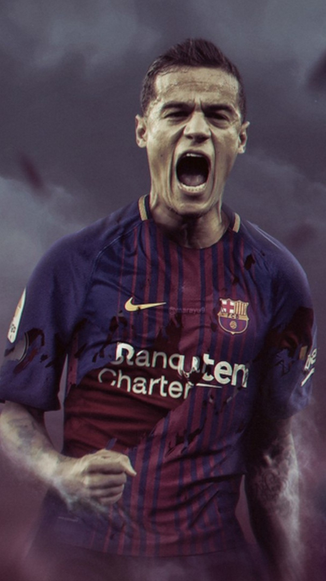 Cute Iphone Wallpaper Ideas Download Coutinho Barcelona Wallpaper For Iphone Full Size