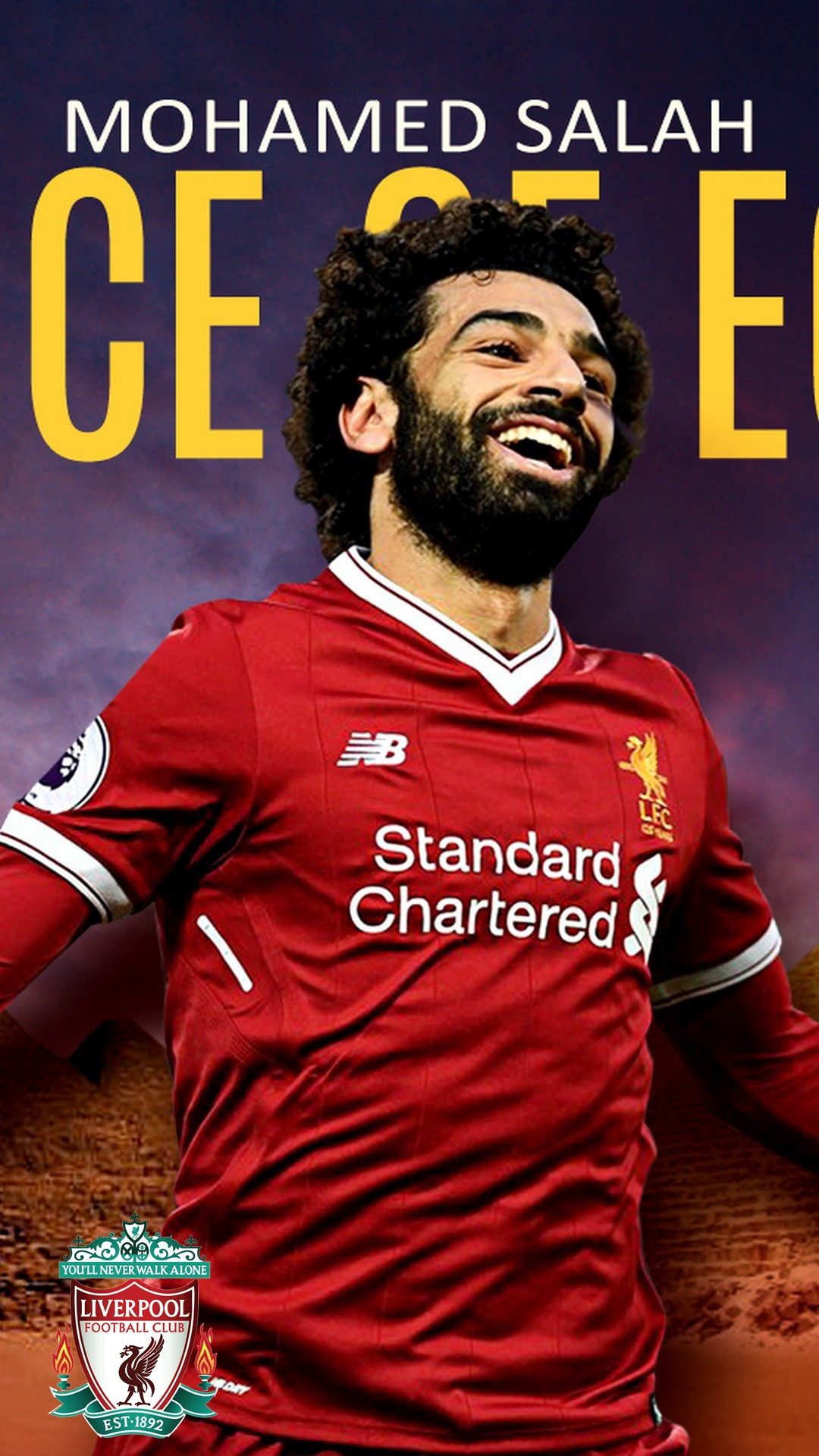 Best 3d Hd Wallpapers For Mobile Iphone X Wallpaper Mohamed Salah Liverpool 2019 3d