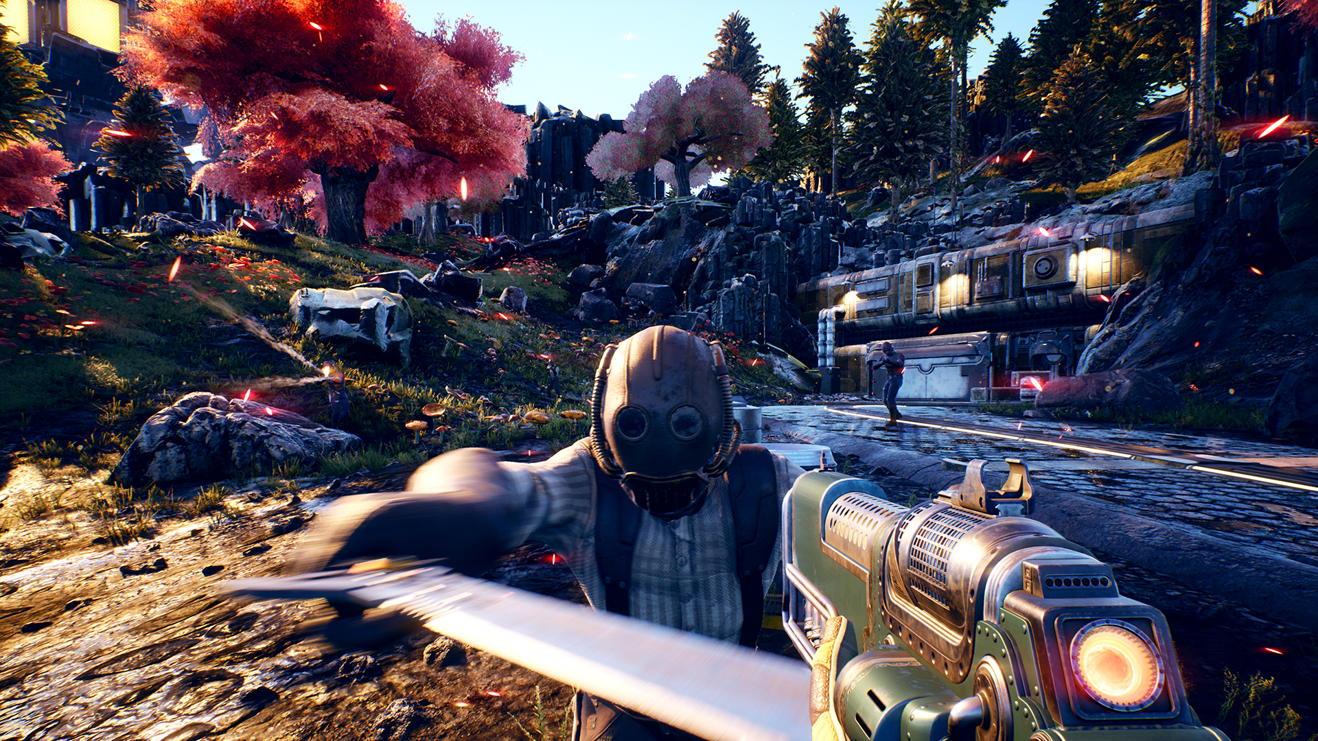 Tiendas Games The Outer Worlds En Pc Saldrá Para Epic Games Store Y La Tienda De
