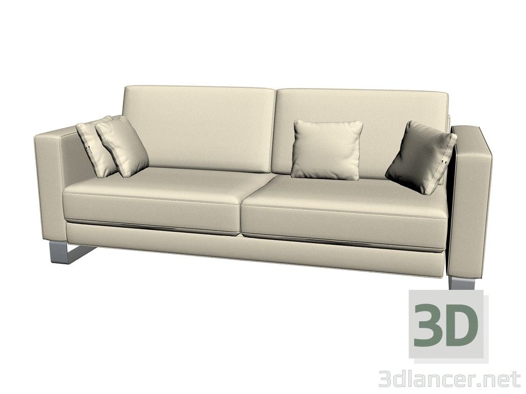 Rolf Benz Sofa 3ds 3d Model Sofa Ego Rolf Benz Download For Free