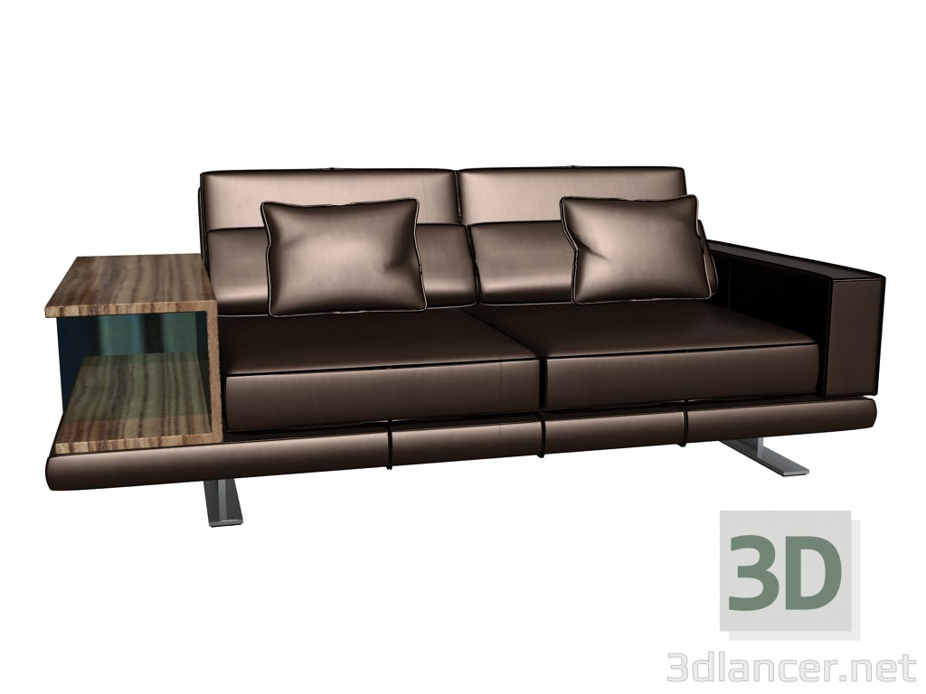 Rolf Benz Sofa 3ds 3d Model Sofa With Pedestal Vero Rolf Benz Download For Free