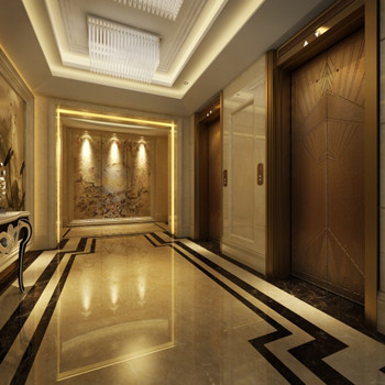 3d Wallpaper House Malaysia Elevator Aisle 3d Model 3d Model Download Free 3d Models
