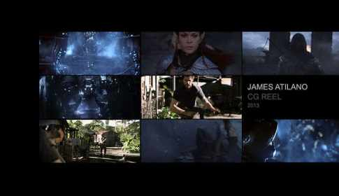 James Atilano CG Reel 2013 – Blurスタジオのリード環境アーティストによる最新リール!