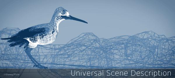 Pixar USD (Universal Scene Description)