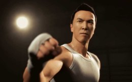 《武之夢 A Warrior's Dream》 Donnie yen VS Bruce Lee