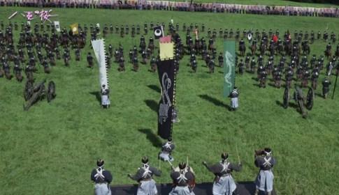 「八重の桜」VFXメイキング Episode01-31