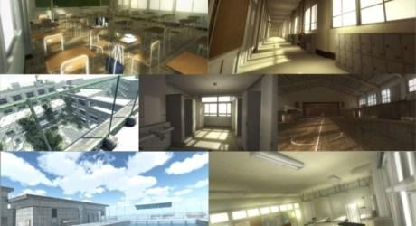 Japanese School Set sbbututuya