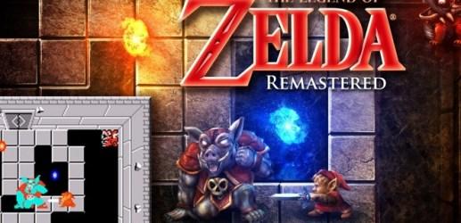 Legend of Zelda - Photoshop Speed Art - FC「ゼルダの伝説」ゲーム画面をHDリメイクするPhotoshopスピードアート映像!
