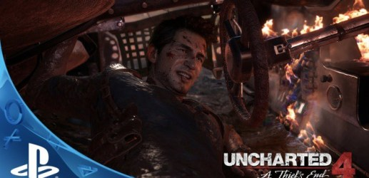 UNCHARTED 4: A Thief's End E3 Gameplay - これぞ体感映画ゲーム!「アンチャーテッド4」のE3 2015ゲームプレイ映像フルバージョン!