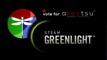 akeytsu is on Steam Greenlight