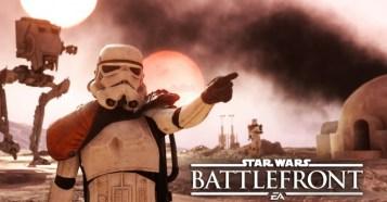 Star Wars Battlefront Gameplay Launch Trailer - リアルタイム「スターウォーズ」ワールドにワクワクするローンチトレーラー!