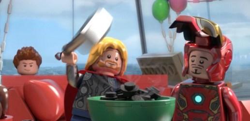 LEGO Marvel Avengers Reassembled Ep1 - LEGO マーベル アベンジャーズの新ショートフィルムシリーズ第1話が公開!
