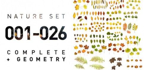 Nature Sets 001-026 - Complete