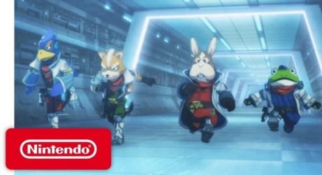 Star Fox Zero: The Battle Begins Teaser Trailer - 宮本茂氏&Production IG&WIT STUDIOによる「スターフォックス ゼロ」短編アニメティーザートレーラー!