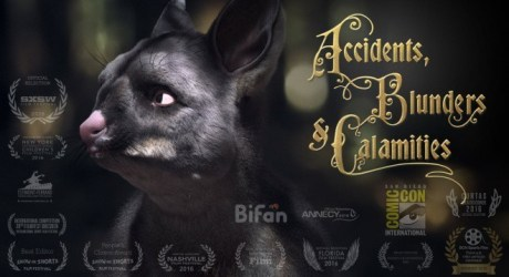 Accidents, Blunders and Calamities - 残酷表現注意!動物達には過酷な世界を描いたブラックコメディショートフィルム!Media Design Schoolの学生作!