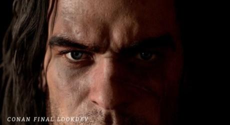 Conan Cinematic Teaser Breakdown - ストックホルムのVFXプロダクション「Bläck」が公開した、コナンのシネマティックティザーのブレイクダウン映像