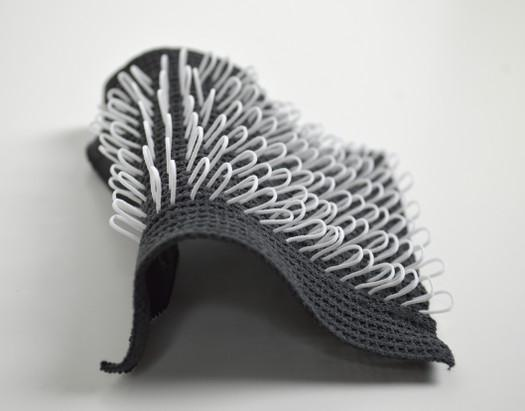 3d Wallpaper Printing Machine 3d Printing And Knitting Converge Technical Crafting